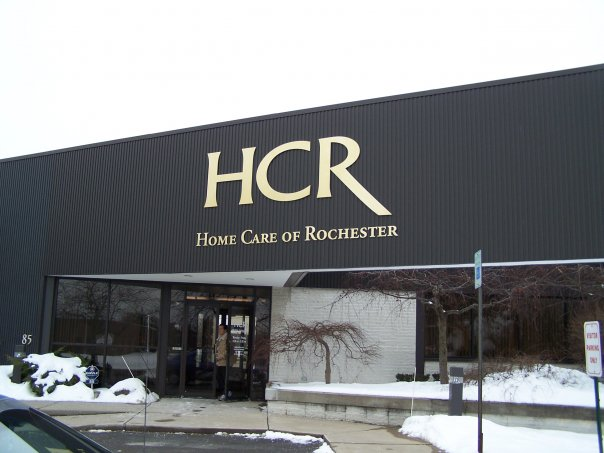HCR Home Care of Rochester sponsored second Thursday Parkinson Cafe in 2009-2010
