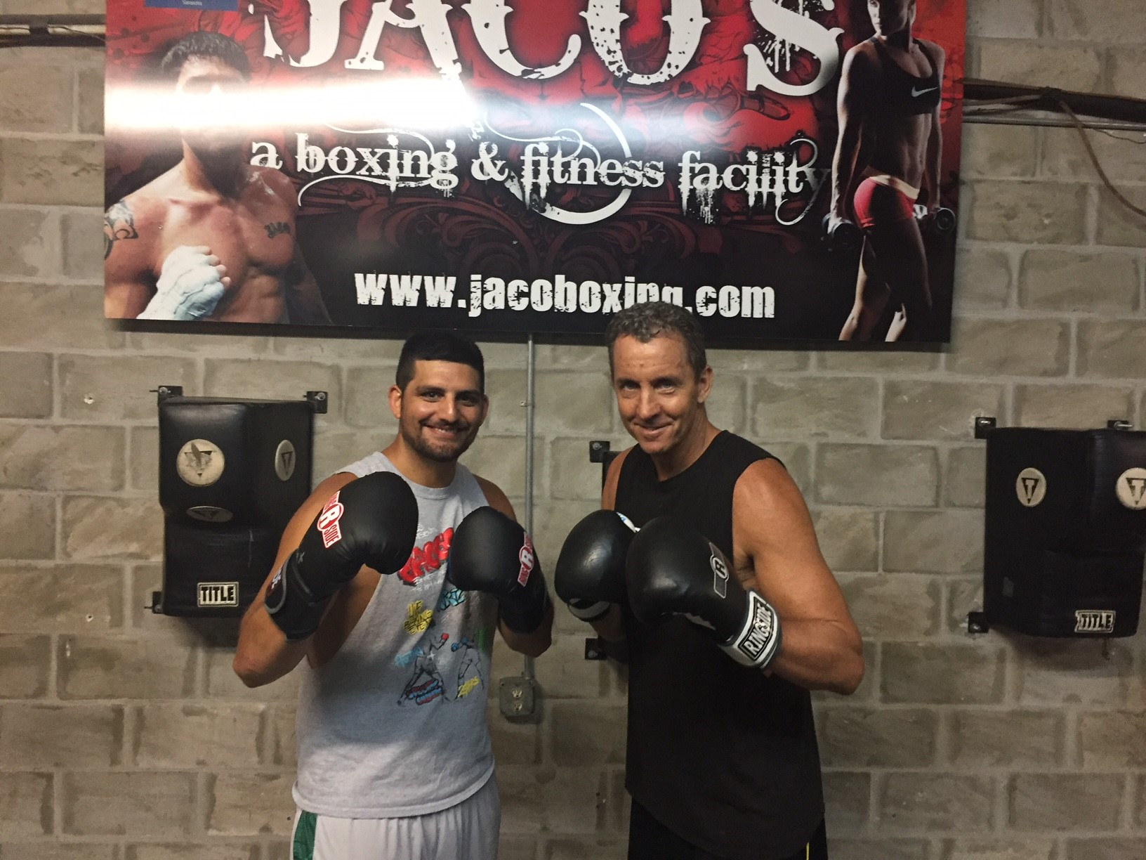 JacoBoxing